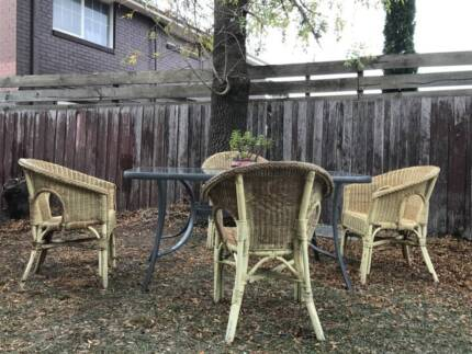 6 seater outdoor table and chairs   Outdoor Dining Furniture ...