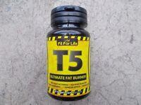 T5 Fat Burners