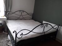 Super king sized bed no mattress £69