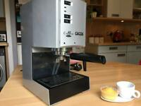 Gaggia coffee/espresso machine
