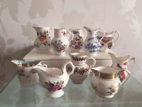 Royal Worcester Historic Jug Collection