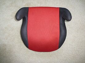 Booster seats two available £5 each