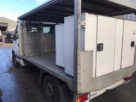RENAULT MASTER CHASSIS CAB 58REG FOR SALE SPARES OR REPAIRS