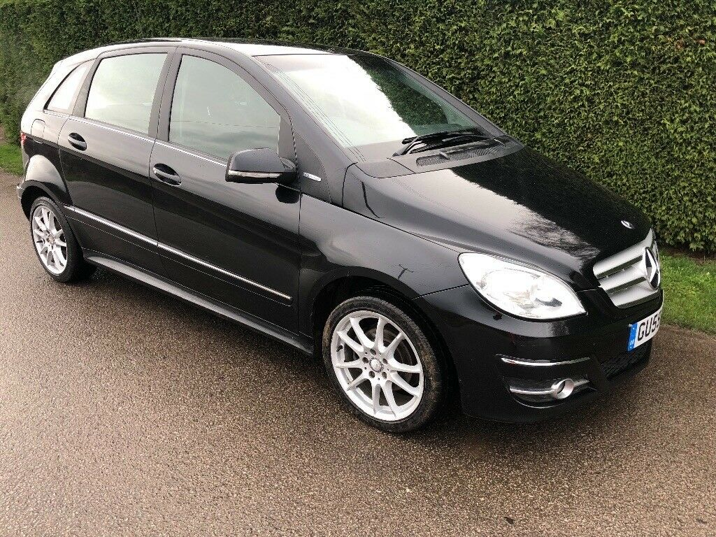 2009 Mercedes Benz B Class 160 Manual MOT 05/2018