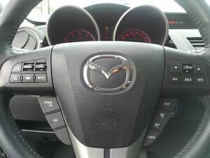 2010 Mazda MAZDA3 SPORT GT Nav Sunroof No accidents Kitchener / Waterloo Kitchener Area image 11