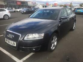 Rare audi A6 2.7 6 speed manual low miles 2006