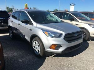 2017 Ford Escape S Demo