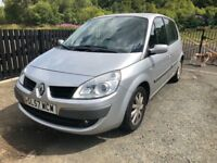 Renault Scenic 1.6 dynamique 2007 for spares/repairs *still driveable*