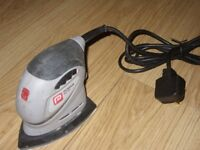 Performance Power PCS100A 110W Electric Corded Corner Sander Great Used Condition Full Working Order