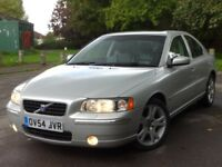 Volvo S60 Automatic Diesel, 1 Year Warranty, Sat Nav, Leather CHEAP! auto bmw audi nissan vw S40 S80