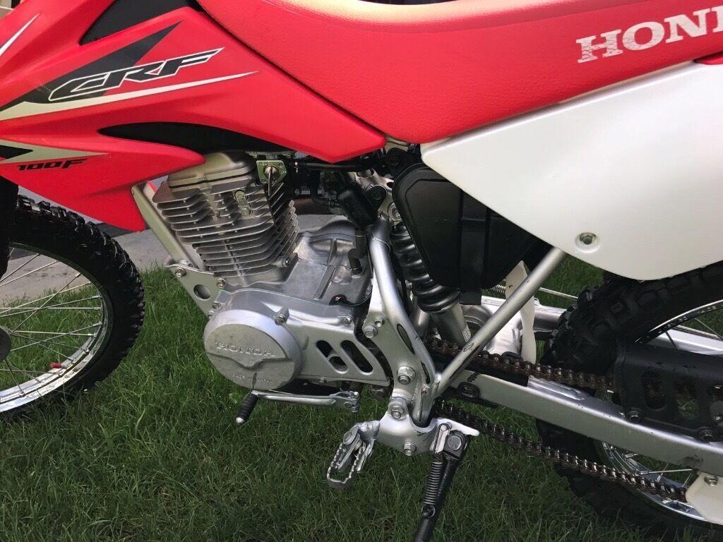 Honda CRF 100 2009