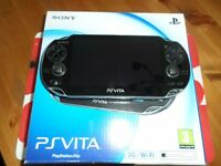 Playstation Vita, VGC