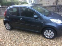 Peugout 107 GREAT CONDITION LOW MILEAGE/ 11MONTHS MOT! EXTREMELY RELIABLE CAR