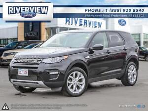 2016 Land Rover Discovery Sport HSE Only $148 per week!!!