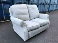 Two seater sofa possible delivery