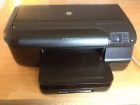 HP OfficeJet Pro 8100 Workgroup Inkjet Printer with WiFi