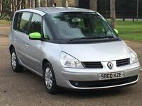 2010 RENAULT ESPACE TEAM DCI CHEAPEST DRIVES LOVELY 7 SEATER MPV GALAXY TOURAN SHARAN ALHAMBRA