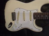 1985 fender stratocaster made in japan e serial