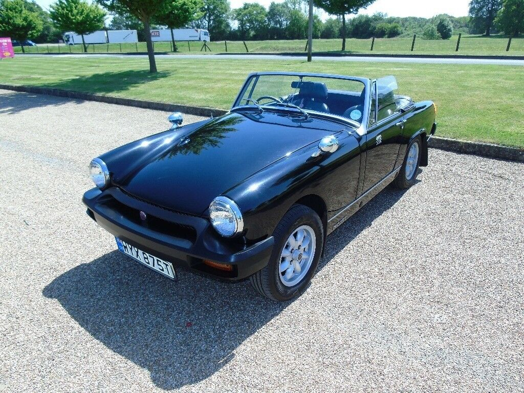1978 mg midget 1500 low mileage in bromley london. Black Bedroom Furniture Sets. Home Design Ideas