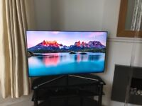 "Samsung49"" QLED 4K ultra Hd smart HDR tv.recipt with 5 year warranty.Cost £1509 less then a year ago"