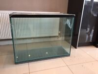 New N.D. Aquatics aquarium