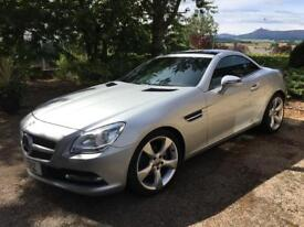Mercedes SLK200 1.8 Blue Efficiency 2011 automatic PRICE REDUCED