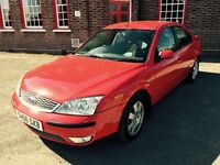 2006 Ford mondeo 2.2 DIESEL LONG MOT 2 KEYS TOWBAR QUICK SALE PX WELCOME SWAPS
