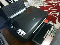 Epson dx4450 printer n scanner with 28 ink cartridges
