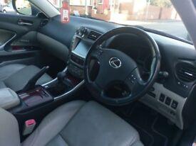 Lexus is 220d Full spec