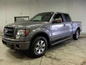 2014 Ford F-150 FX4 CREW CAB ECOBOOST MAGS TOIT
