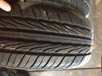 205/50/17 tyre as new