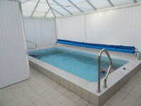 Swimming Pool in Horndean for Private Hire - Special Offers - PO8 2 min Jct 2 A3M