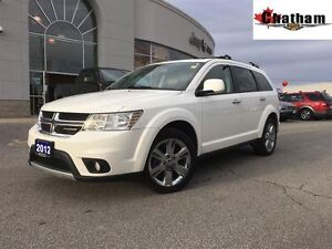2012 Dodge Journey ***ONE OWNER***LOW KMS***SOLD***SOLD***SOLD**