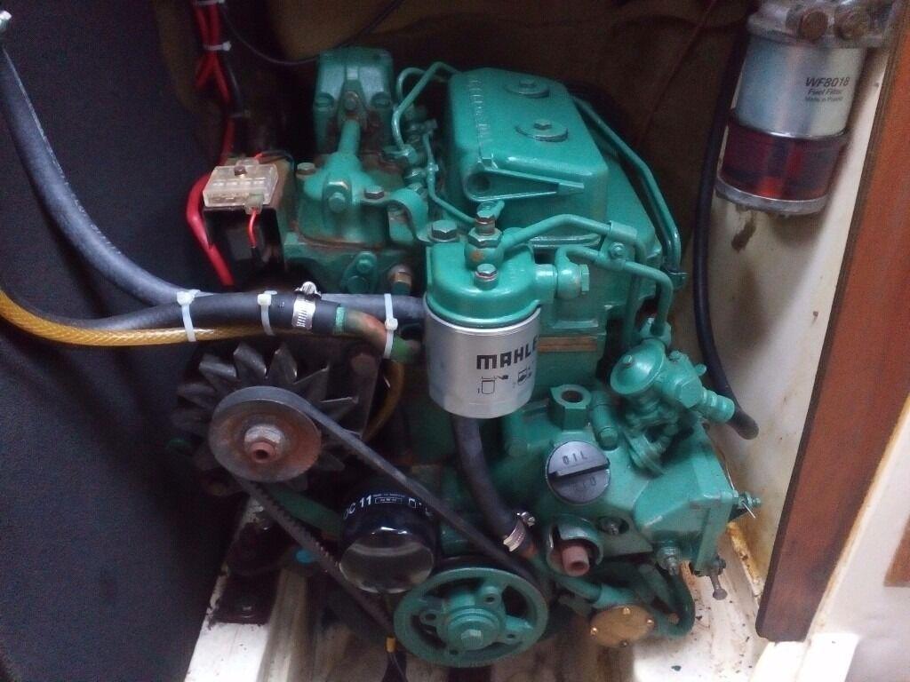 Volvo Penta 2002 marine diesel engine | in Thornton-Cleveleys, Lancashire | Gumtree