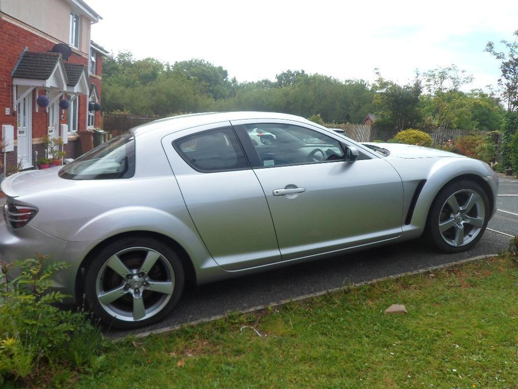 mazda rx8 192 2005 in plymouth devon gumtree. Black Bedroom Furniture Sets. Home Design Ideas