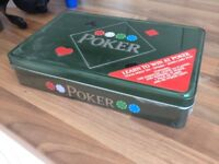Poker box set
