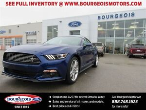 2016 Ford Mustang COUPE PREMIUM PONY PACKAGE NEW 200A