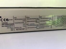 Toshiba inverter air con
