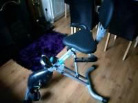 Exercise bike (Recumbent)