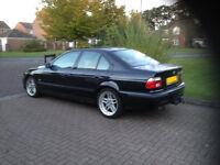 BMW 540i LPG
