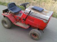 RIDE ON LAWN MOWER TRACTOR EXPORT GO CART SPARES REPAIR FARMER STABLES SHUNTER