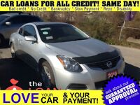 2010 Nissan Altima 2.5 S 6M/T * POWER ROOF