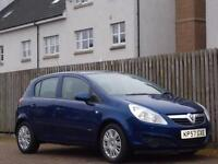 **MOT 08/17 STUNNING** '57' VAUXHALL CORSA 1.4 16V CLUB (A/C) 5 DOOR - CO + 1 LADY OWNER - GREAT CAR