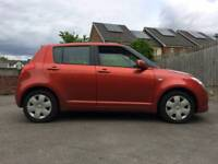 Suzuki swift 58 reg 1.3 5 door hatchback with long mot , px welcome