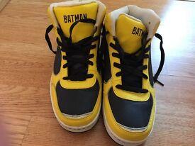Batman trainer size 8