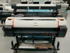 Brand new Canon 36 ImagePROGRAF iPF770 Graphic Color Large wide Format Printer with Stand and optional Scanner