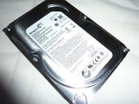 Hard drive 500GB Seagate 3.5 inch Sata excellent condition 2014