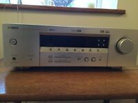 Yamaha AV Receiver - DTS/Dolby Digital 5.1 Surround Sound Receiver