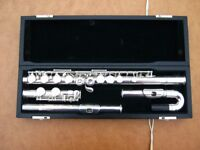 Pearl flute pf505 with curved headjoint
