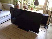 Hitachi 50 Inch TV – Full HD Freeview HD Smart LED TV 50HYT62U
